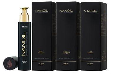 Nanoil - Öl für jeden Haartyp